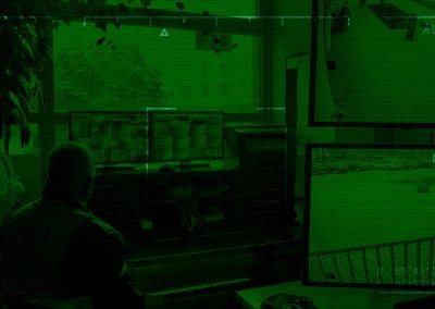 Omega Security - monitoring wizyjny w Warszawie